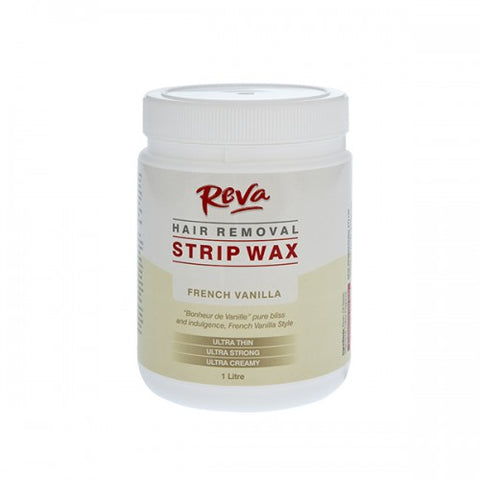 Reva Vanilla Strip Wax 1 kg