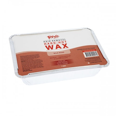 Reva Wild Rose Hard Wax 1 kg