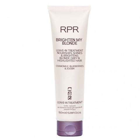 RPR Brighten My Blonde Leave - in Treament 150 ml