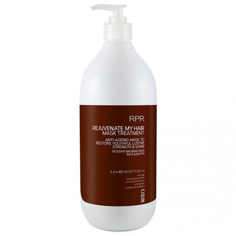 RPR Rejuvenate My Hair Mask Treatment 1 Litre