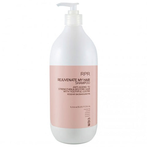 RPR Rejuvenate My Hair Shampoo 1 Litre