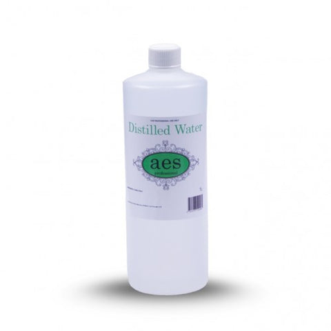 Salon Secrets Distilled Water 1 Litre