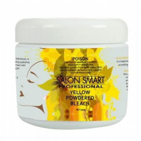 Salon Smart Yellow Powdered Bleach 250 gm