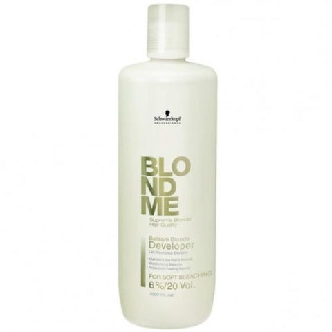 Schwarzkopf Blond Me Developer 20vol 6% 900 ml