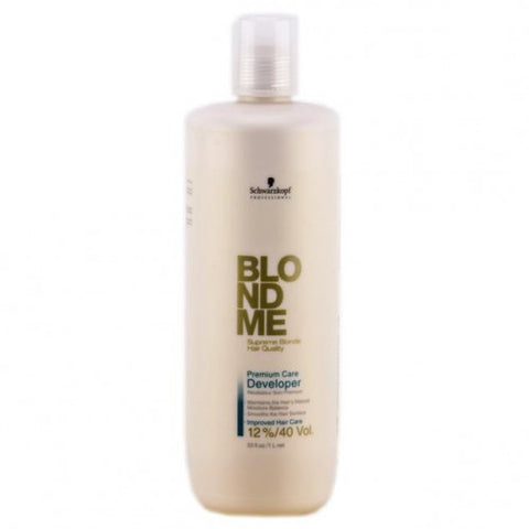 Schwarzkopf Blond Me Developer 40vol 12% 900 ml