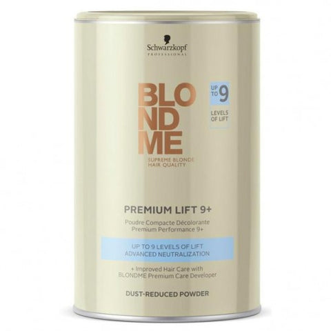 Schwarzkopf Blond Me Premium Lift 9+ Bleach 450 gm