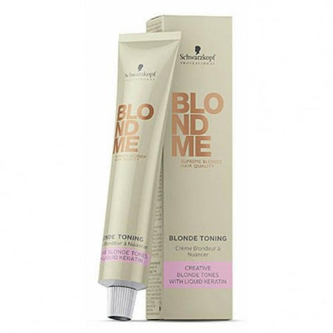 Schwarzkopf Blond Me Toning Strawberry 60 gm