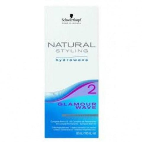 Schwarzkopf Glamour Wave Tinted Hair No.2 180 ml