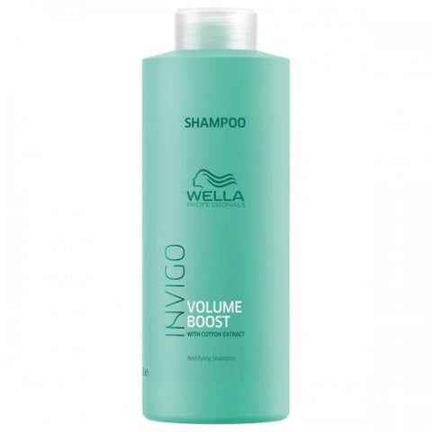 Wella Invigo Volume Boost Shampoo 1 Litre