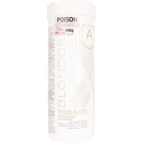 Wella Blondor Freelights White Lightening Powder 'A' 400 gm