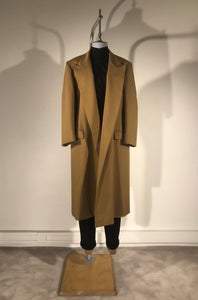 Manteau MONSIEUR /Camel
