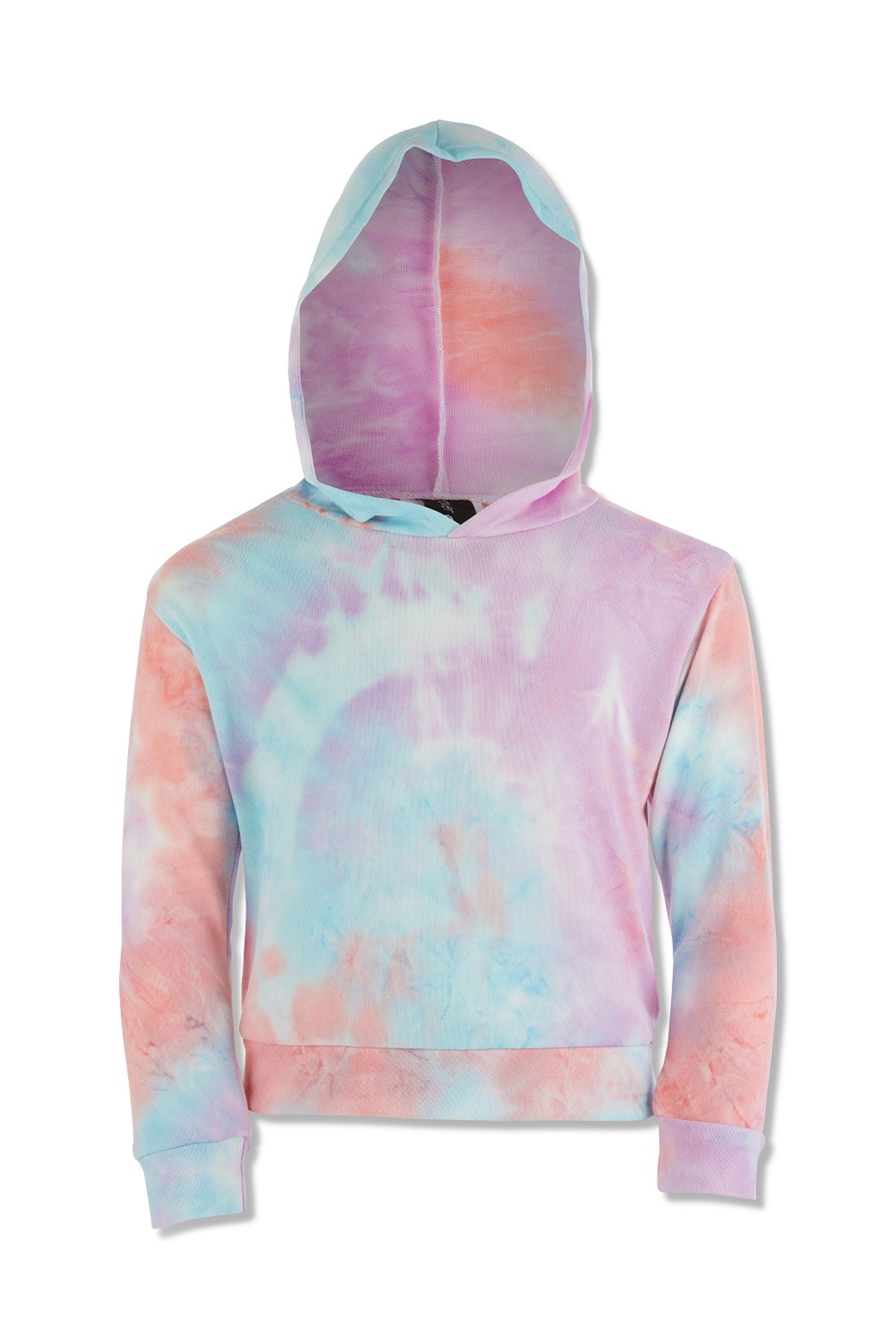 Girls French Terry hoodie sweat top