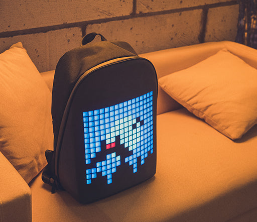Buy Pixoo Backpack from Divoom UK