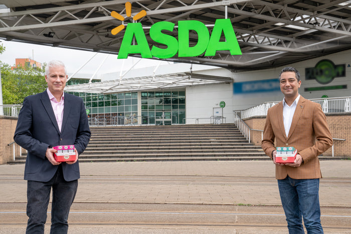 DINNER LADY LAUNCHES NEW E-CIGARETTE INTO 350 ASDA STORES