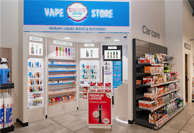 Vape Dinner Lady Opens New Concession Stores In Convenience Retailing