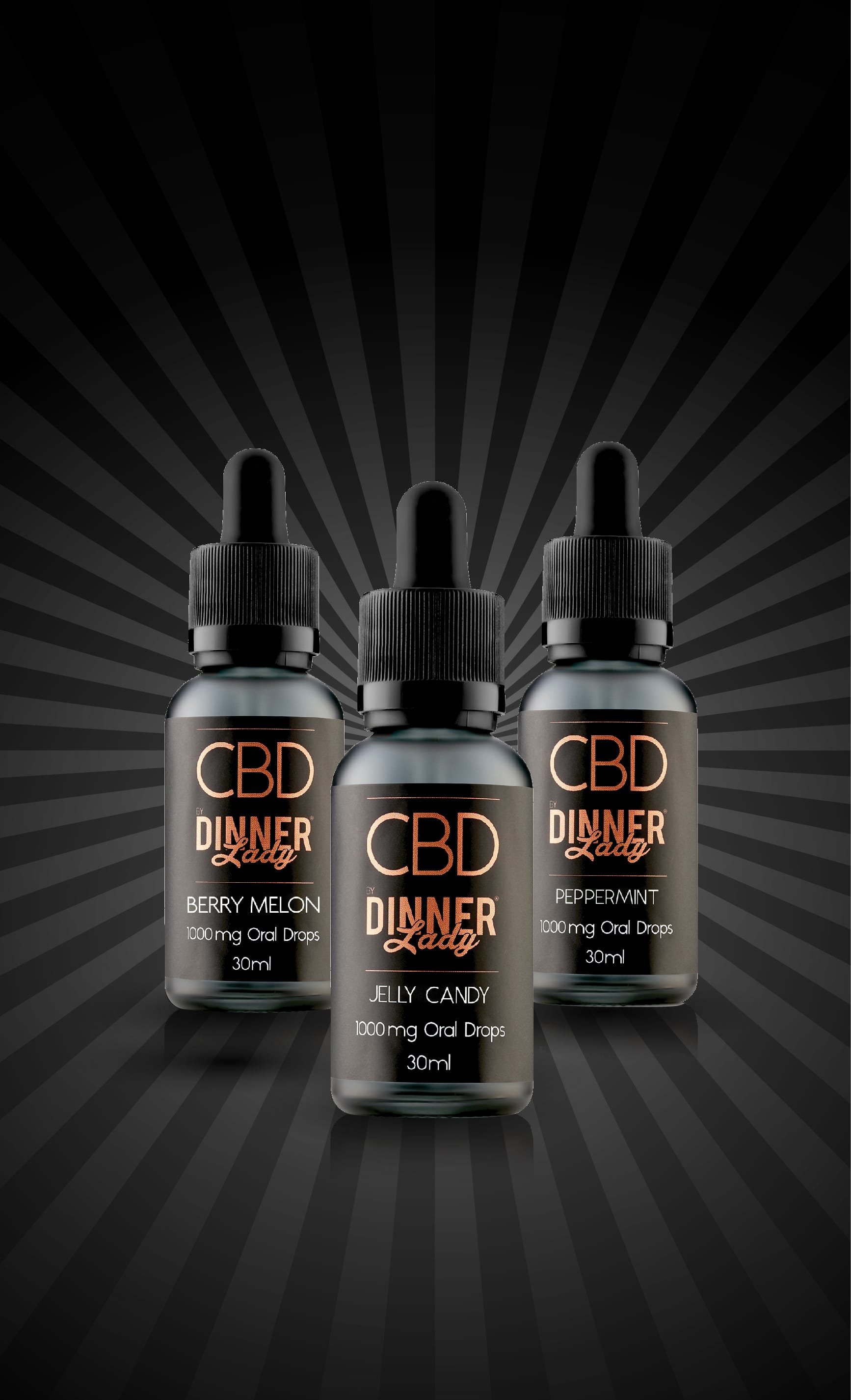 HEMP CBD ORAL DROPS