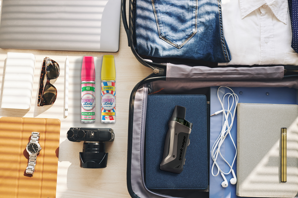 Travelling with your E-Cig
