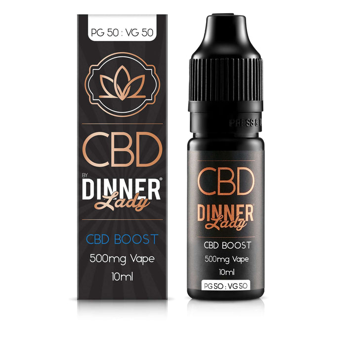CBD Boost Vape E-liquid 10ml 500mg