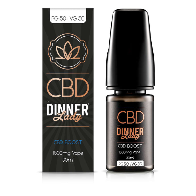 CBD Boost Vape E-liquid 30ml 1500mg