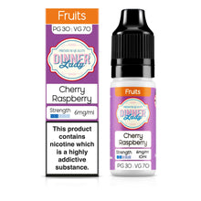 Load image into Gallery viewer, Cherry Raspberry 30:70 10ml E-Liquid