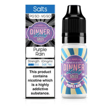 Load image into Gallery viewer, Purple Rain Nic Salts 50:50 10ml E-Liquid