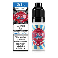 Load image into Gallery viewer, Lychee Ice Nic Salts 50:50 10ml E-Liquid