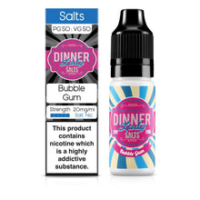 Load image into Gallery viewer, Bubble Gum Nic Salts 50:50 10ml E-Liquid