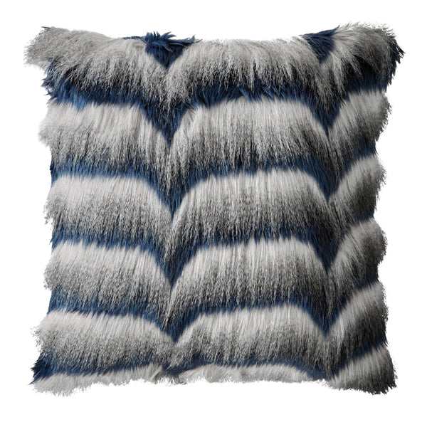 Azur Feather Filled Cushion
