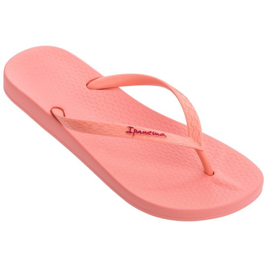 ipanema anatomic tan colors roze dames slippers