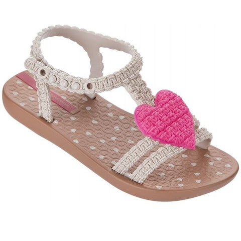 my first ipanema pink slippers