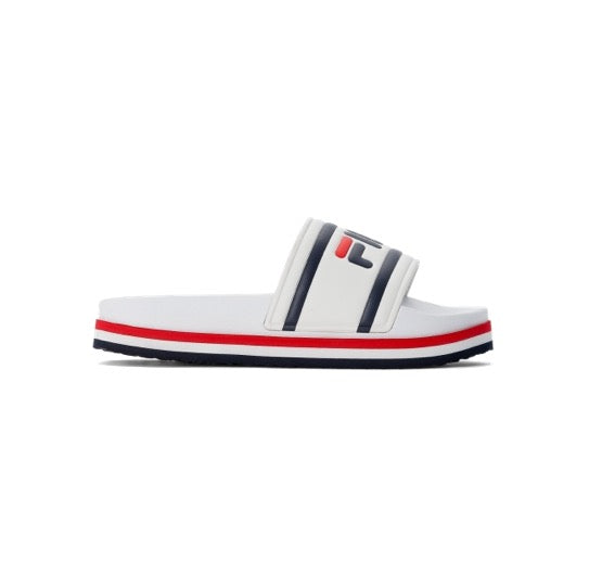 fila morro bay zeppa white stripe