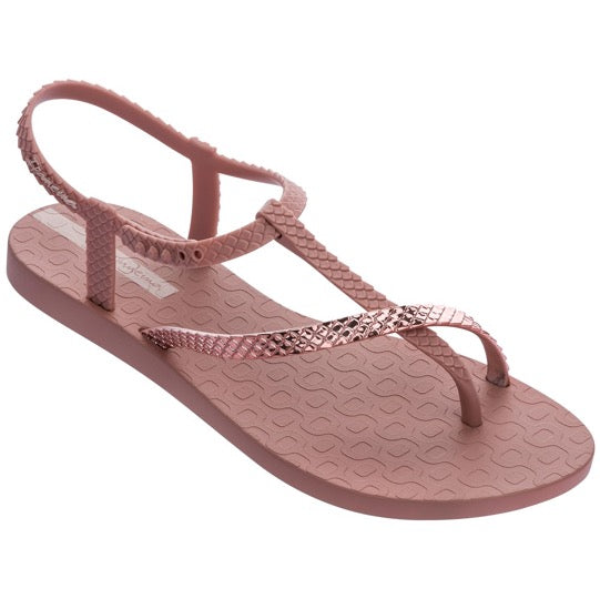 ipanema class wish pink dames slippers