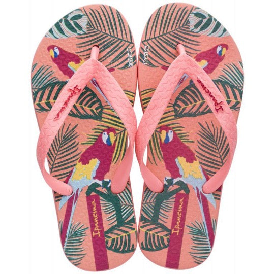 Ipanema classic kids roze slippers