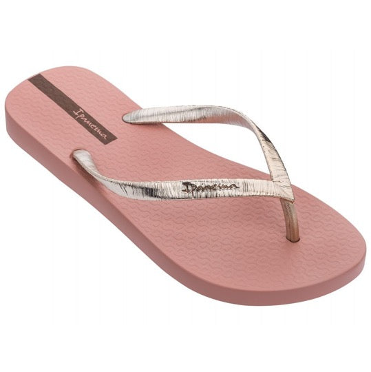 ipanema glam roze dames slippers