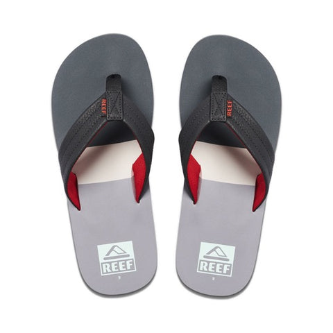 Reef Tri Water grijze teenslippers