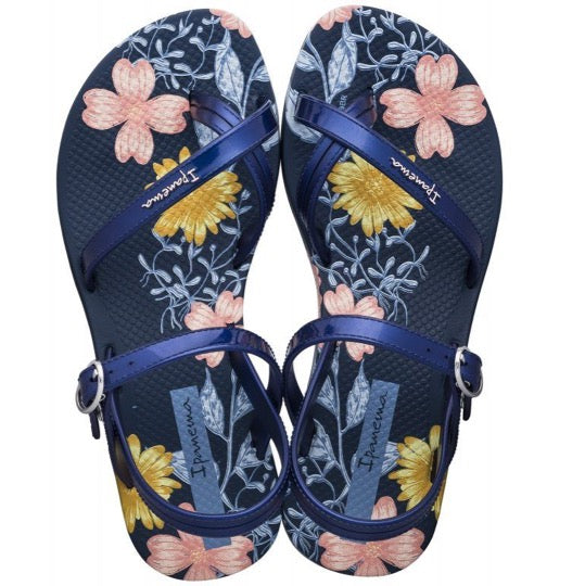 ipanema fashion sandal kids blauw