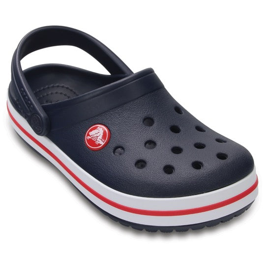 Crocs Kids Crocband klompen navy red