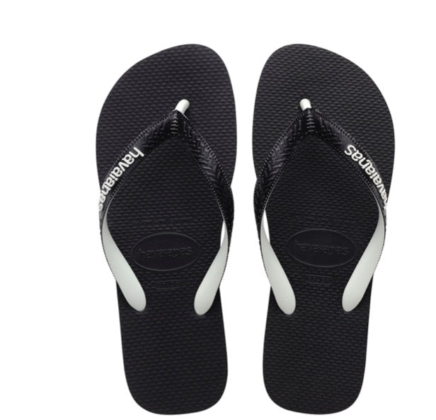 havianas brasil top mix black teenslippers