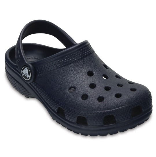Crocs kids classic klomp navy