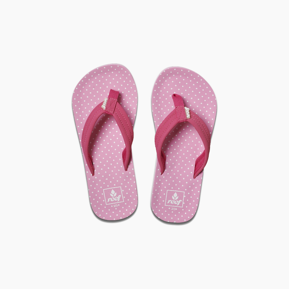 Reef Kids Ahi polka dot