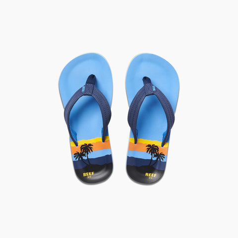 Reef kids ahi blue hawaii