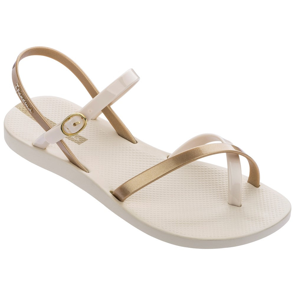 ipanema fashion sandal beige gooud dames sandaaltjes