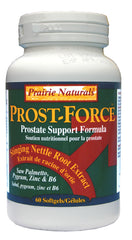 Prairie Naturals Prost Force 120 Capsules