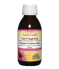 Natural Factors Cold & Cough Syrup 150 ml