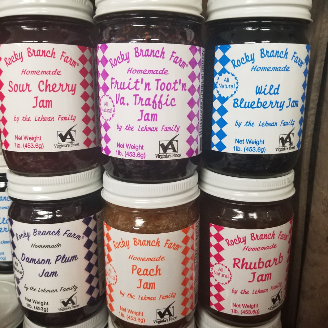 Jelly & Jam Subscription