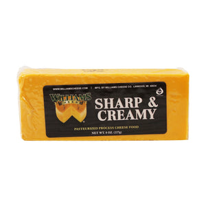 Sharp & Creamy