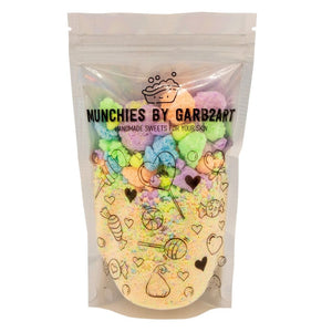 Pop Rocks Bath Fizzies