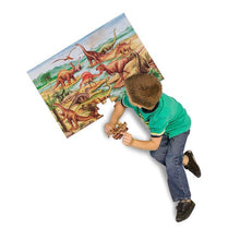 Load image into Gallery viewer, Dinosaurs Floor Puzzle