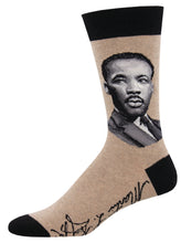 Load image into Gallery viewer, MLK Socks