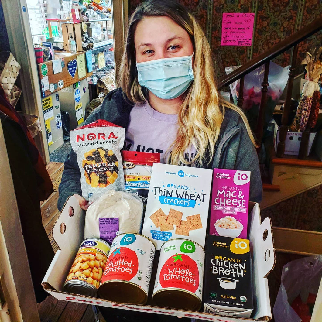 Pantry Subscription Box